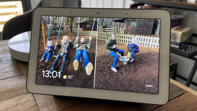 View Your Photos On A Google Smart Display